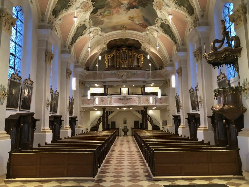 Lichtplanung Kirche Mariä Himmelfahrt Bad Aibling