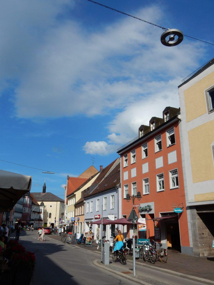 Lichtplanung Innenstadt Freising