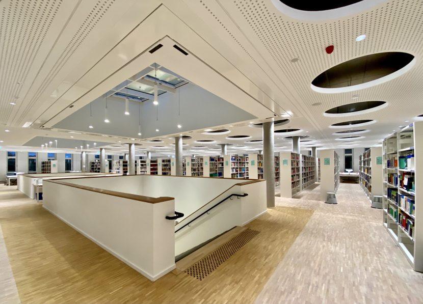 Lichtplanung Christian-Albrecht-Universitaet Kiel